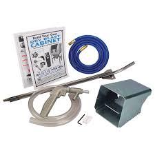 Media Blasting Cabinet Lighting by Build Your Own Skat Blast Sandblast Cabinet Kit Foot Pedal