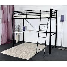 lit mezzanine noir avec bureau lit mezzanine noir avec bureau bureau gain de place images lit