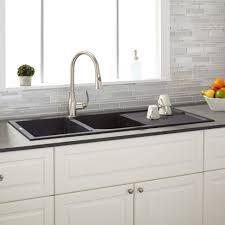 Overmount Double Kitchen Sink by Kitchen Sink White Porcelain Kitchen Sink Amazing Kitchen Sinks