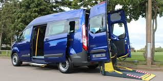 Stanford Coachworks Conversion Wheelchair Accessible Vehicle