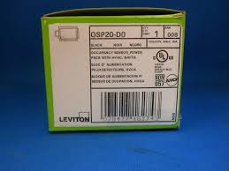 Ceiling Mount Occupancy Sensor Leviton by Business U0026 Industrial