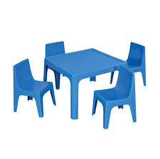 Resin Table & Chair Set - Blue - Profile Education 12m Kids Adjustable Rectangle Table With 6 Chairs Blue Set Chairs Table Stock Illustration Illustration Of Wall Miniature Hand Painted Chair Dollhouse Ding And Bistro The Door Bart Eysink Smeets Print 2018 Rademakers Spring Daffodills Stock Photo Edit Now 119728 Mixed Square 4 With Four Rose Seats Duck Egg Blue Roses Twelfth Scale Miniature Wooden And In Greek Restaurant Editorial Little Tikes Bright N Bold Greenblue Garden Bluegreen Resin Profile Education