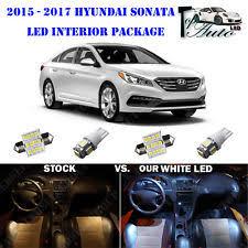led light bulbs for 2017 hyundai sonata ebay