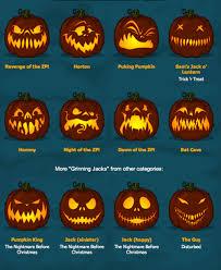 Nightmare Before Christmas Pumpkin Template by Fab Pumpkin Faces Orangetime Pinterest Face Halloween