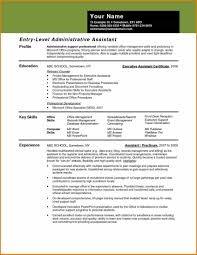 Resume Sample: Executive Assistant Resume Jscribes Personal ... 10 Examples Of Executive Assistant Rumes Resume Samples Entry Level Secretary Kamchatka Man Best Grants Administrative Assistant Example Livecareer Mplates 2019 Free Resume Objective Administrative Sample For Positions Letter Adress Executive Sample Monster Objective Awesome 96 Attractive Beautiful Personal And Skills List