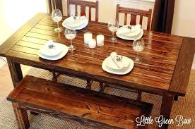 Barn Dining Tables Pottery Table Style
