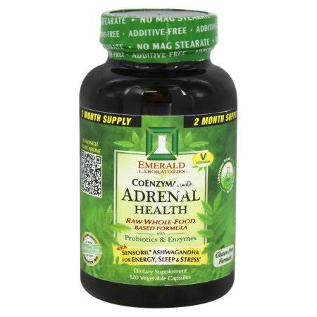 Emerald Laboratories Memory Health Coenzymated Vitamin B Healthy Complex - 120 Vegetable Capsules