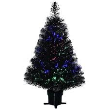 Fiber Optic Christmas Trees On Sale by Holiday Time Pre Lit 32