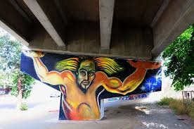 Chicano Park Murals Map by Chicano Park Mapio Net