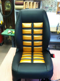 Automotive Interior Upholstery & Leather Car Seat Repair L&I
