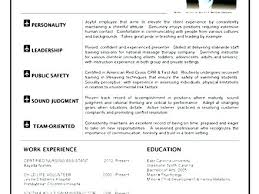 Resume Examples For Flight Attendant Sample Cover Letter Job Objective