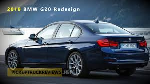 2019 BMW G20 REDESIGN AND SPECS Pickup Truck Reviews, Four Door ...