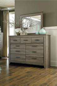 Gray Bedroom Furniture Coastal Decor Dresser By Signature Designs At Having 9 Extra Grey