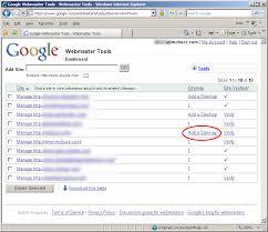 Web Marketing Tip 3 Submit an XML Sitemap to Google