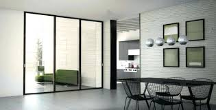 Fascinating Dining Room Doors Best Sliding Glass Modern Functional And Elegant