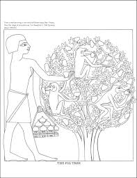 Coloring Book Of Ancient Egypt