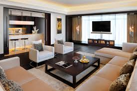 100 Trump World Tower Penthouse Luxury Hotel Rooms In Jw Marquis Living Room Atmosphere