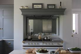 100 Vicarage Designs The Classic Lacanche Chalonnais Range Cooker Is Housed Within The