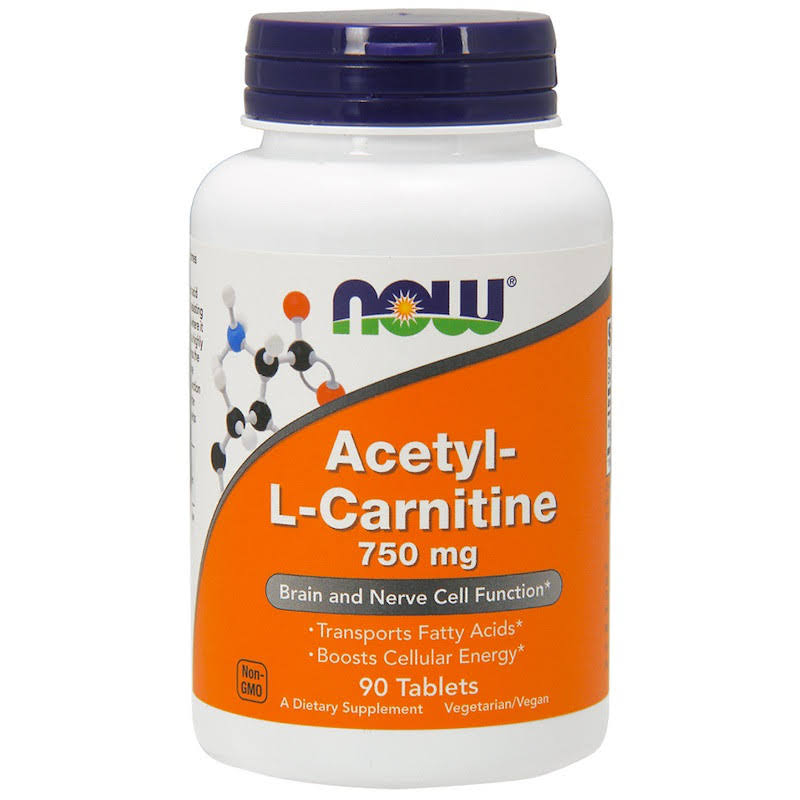 Now Foods Acetyl L-Carnitine Pure Powder