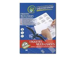 fourniture de bureau d馭inition qrt graphique etiquettes multi usages définition étiquettes