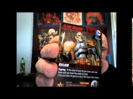 dc deck building game teen titans game review youtube