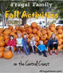 Cal Poly Pumpkin Patch San Luis Obispo by Frugal Family Fall Activities On The Central Coast