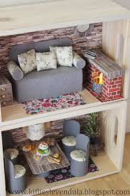 Barbie Living Room Furniture Diy by Best 25 Cheap Doll Houses Ideas On Pinterest Cheap American