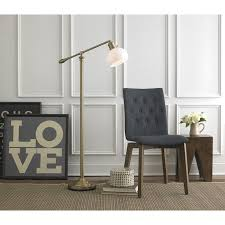 Allen Roth Brushed Nickel Floor Lamp by 156 Best Illuminated Style Images On Pinterest Ceiling Lights
