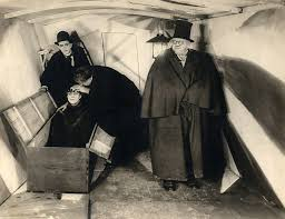 the cabinet of dr caligari 1920 interiors an online
