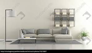 stock photo 19216897 minimalist living room