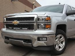 2007-2017 Chevy Silverado 1500 LED Light Mounts / Brackets By ... 2015 Chevrolet Silverado 1500 Ltz Z71 4wd Crew Cab First Test 2017 Chevy Lt Review Used Double Pricing For Sale 2500hd Amazoncom 42015 Chrome Grille Insert Juntnestrellas Single Images Urban Cowboy Lifted Caridcom Gallery 2018 For In San Antonio My Truck 2016 4x4 Midnight Edition Trucks Unveils 2500 Editions