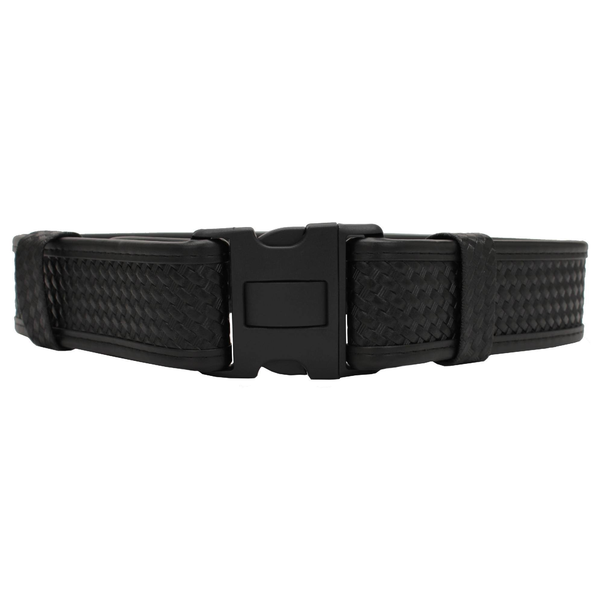 Bianchi Accumold Elite Duty Belt - Large, Black