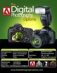 Digital Photography Workshop Poster Design PSD By KhaleeqXaman