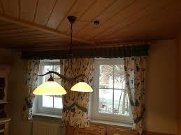 vorhang landhaus für küche oder esszimmer