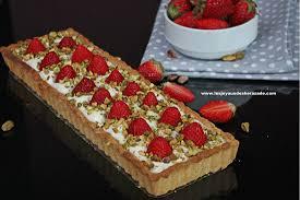 tarte aux fraises pate feuilletee tarte aux fraises pâte sablée fromages les joyaux de sherazade