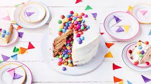 smarties torte