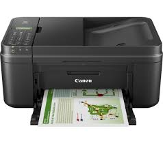 CANON PIXMA MX495 All In One Wireless Inkjet Printer With Fax