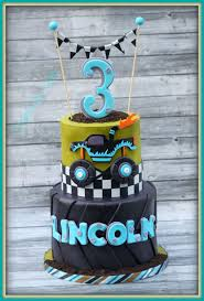Monster Truck 3Rd Birthday Cake. - CakeCentral.com Blaze The Monster Truck Themed 4th Birthday Cake With 3d B Flickr Whimsikel Birthday Cake Cakes Decoration Ideas Little Grave Digger Beth Anns Blakes 5th Bday Youtube Turning Stones Blog Trucks Second Generation Design Monster Truck Cakes Hunters Coolest Homemade Colors Party Food Plus Jam