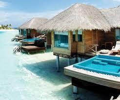 chambre sur pilotis maldives hôtel huvafen fushi adults only maldives oit hotels