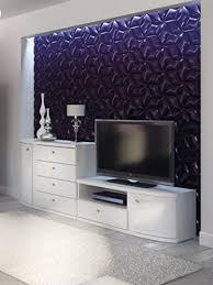 wohnwand schrankwand wohnzimmer möbel fabio weiß weiß alaska soft kommode tv board