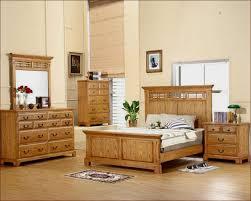 Modern Marvelous Oak Bedroom Sets Set