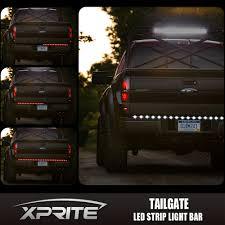 100 Truck Tailgate Light Bar 60 LED WeatherProof Xprite
