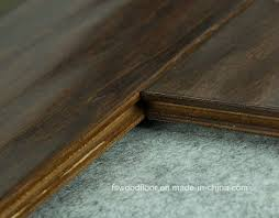 5 X 3 4 Dark Espresso Handscraped Maple Hardwood Flooring
