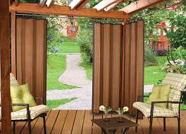 Outdoor Curtains Walmart Canada by Curtains Natural Bamboo Curtain For Tropical Style Decorating