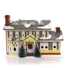 Dept 56 Halloween Village Ebay by Department 56 House The Griswold Holiday House Village Lighted