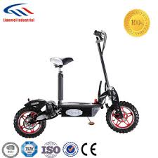 1000w 48v Adults Foldable Electric Scooter EVO With Seat LME 1000