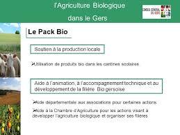 chambre agriculture du gers ekologické zemědělství a udržitelný rozvo ppt télécharger