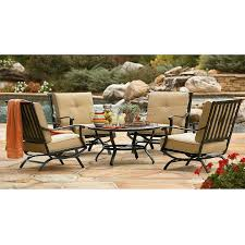 Ty Pennington Patio Furniture Mayfield by Ty Pennington Mayfield Deep Seating Replacement Cushion Set Garden
