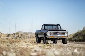 1972 Chevrolet K10 Cheyenne Super Fleetside Pickup 4x4 Classic ...