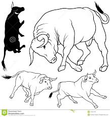 Coloriage Vache Veau Taureau